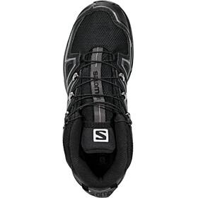 Salomon W's X-Chase Mid GTX Shoes Black/Black/Magnet